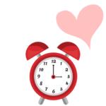 red_clock