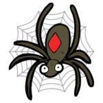 diamondback spider