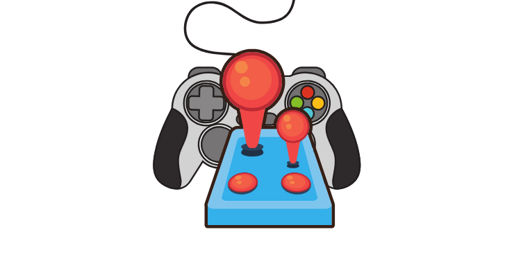 History of Video Game Controllers