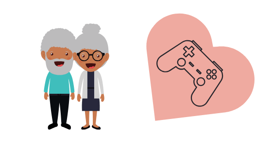 Are Seniors Playing Video Games for a Challenge?