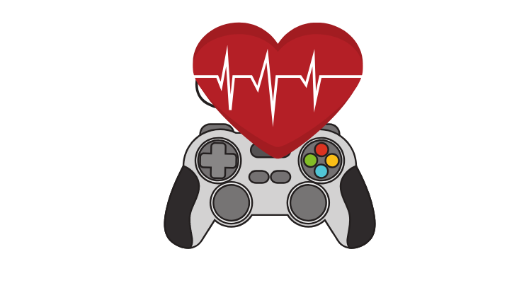 Video Games Affect your Heart Rate