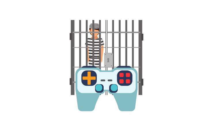 Video Games in Prison