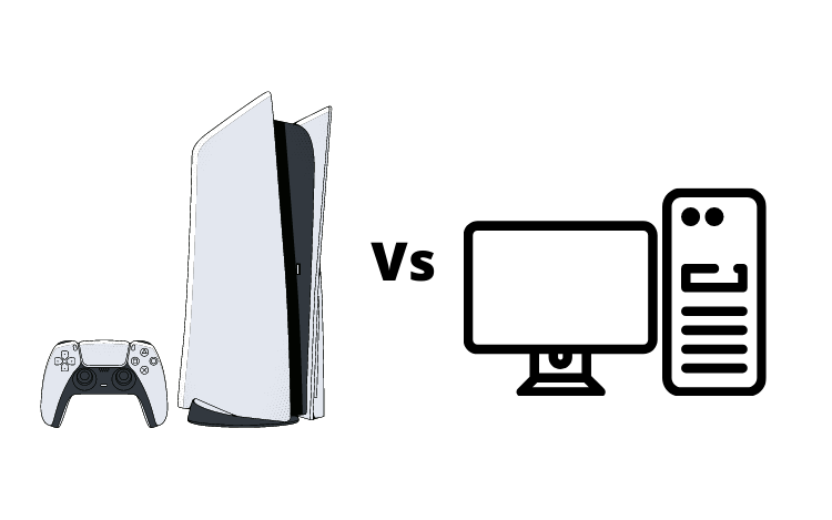 Consoles vs PC Gaming - Choices