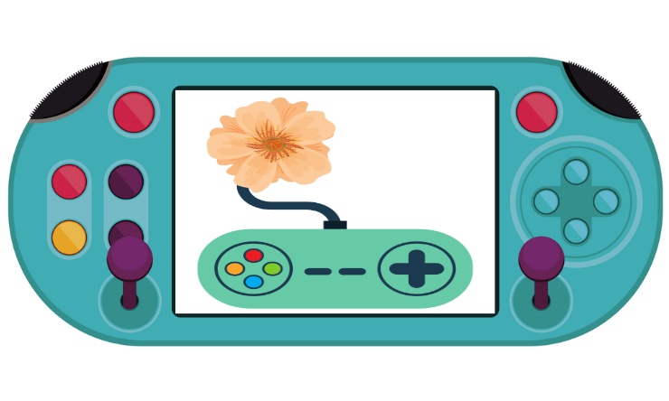 joystick_flower
