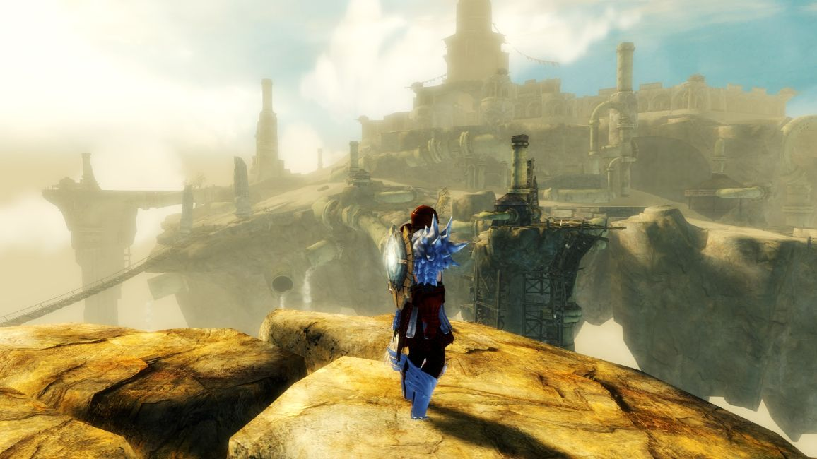 Guild Wars 2 Edge of the Mist bridge