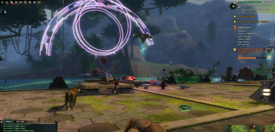Guild Wars 2 crafting stations