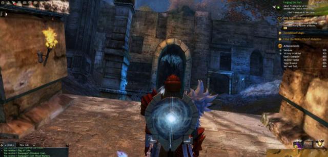 Guild Wars 2 dungeon entrance