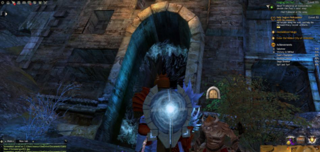 Guild Wars 2 finishing a dungeon quest