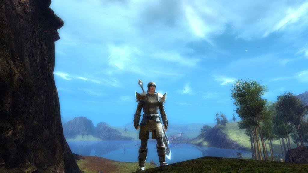 Guild Wars 2 questing solo