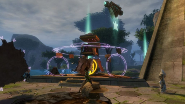 Guild Wars 2 stations for crafting