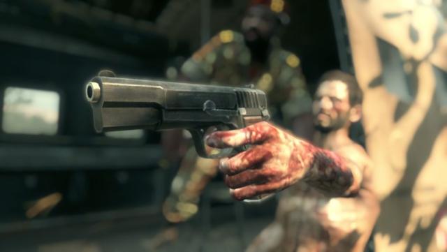 Black Ops 2 Gameplay Screenshots