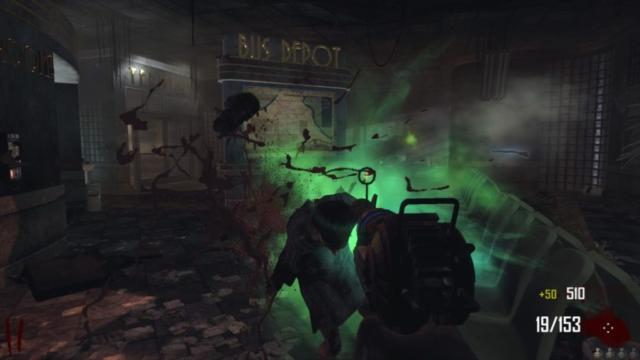 Black Ops 2 Online Zombie Gameplay