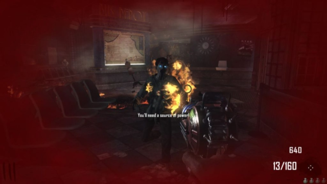 Black Ops 2 Online Zombie Gameplay2