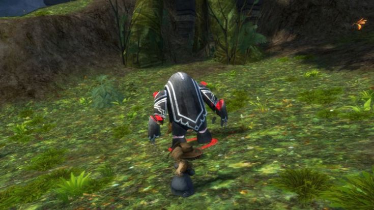 Guild Wars 2 Combat Action
