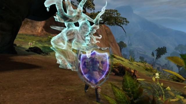 Guild Wars 2 Gameplay - Combat Scene