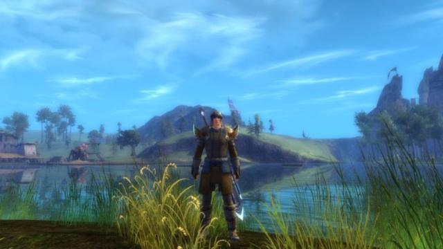 Guild Wars 2 Gameplay - Guardian Class