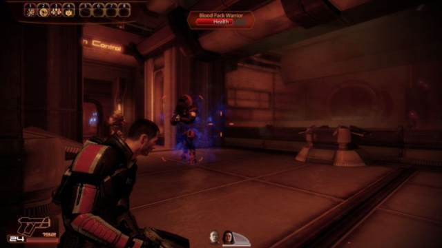 Mass Effect 2 Ambushed by Enemy Forces