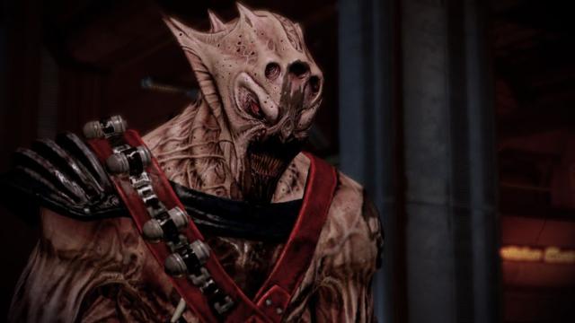 Mass Effect 2 Enemy Boss