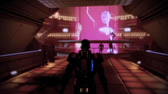 Mass Effect 2 Having fun