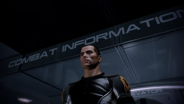 Mass Effect 2 Mission Briefing