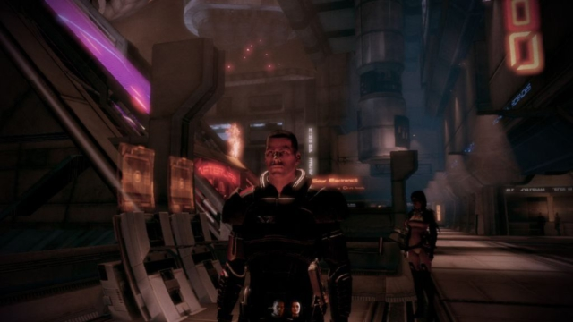 Mass Effect 2 Preparing for a Mission
