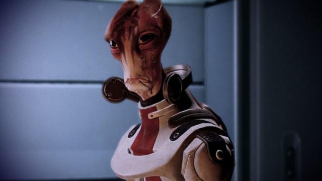 Mass Effect 2 Smart Extraterrestrial