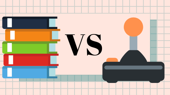 video games vs books_joystick