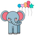 elephant_and_balloons