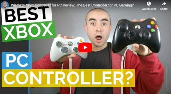 Xbox 360 Wireless Controller review