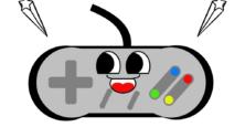 super nes joystick cartoon_image-min