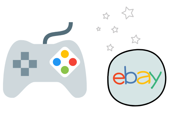 Choose a Xbox Controller on eBay and Start Playing