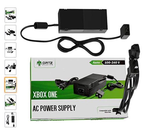 Ortz Xbox Power Supply