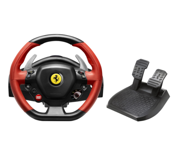 Thrustmaster Ferrari 458 Spider Racing Wheel for Xbox One Image
