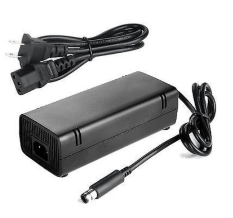 Xbox 360 AC Power Adapter GameStop Image