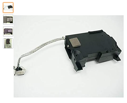 Xbox One X Power Supply Internal Amazon Image