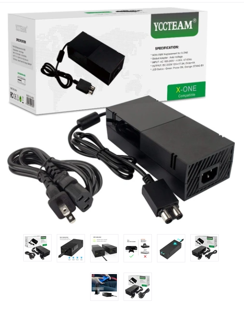 YCCTEAM Xbox One Power Supply Brick Image