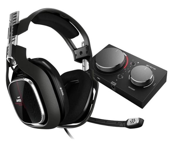 Astro Gaming Headset-BestBuy Store Image