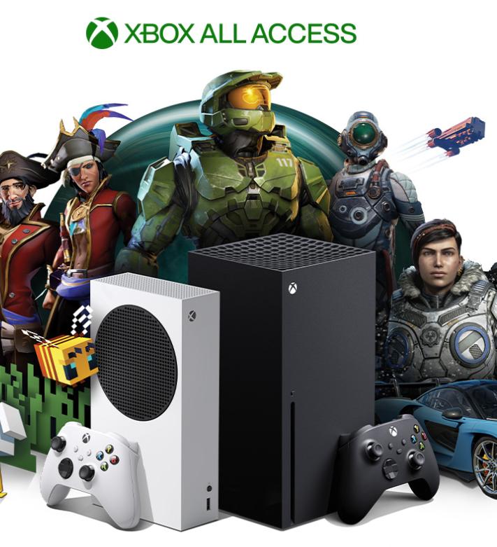 Microsoft Xbox Game Pass-Xbox Store Image