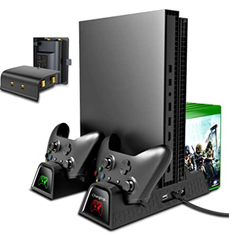 OIVO Vertical Cooling Stand-Amazon Store Image
