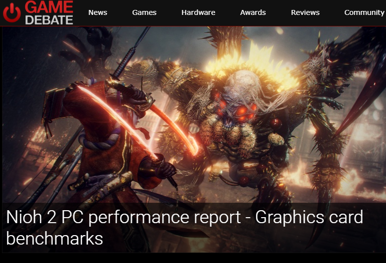PC Game System Requirements-Game Debate Website