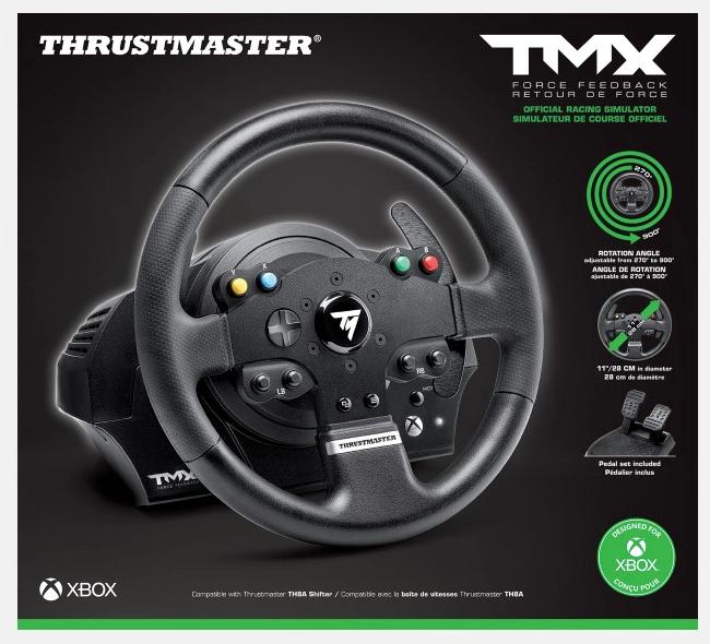 Thrustmaster TMX racing Wheel-Microsoft Store Image