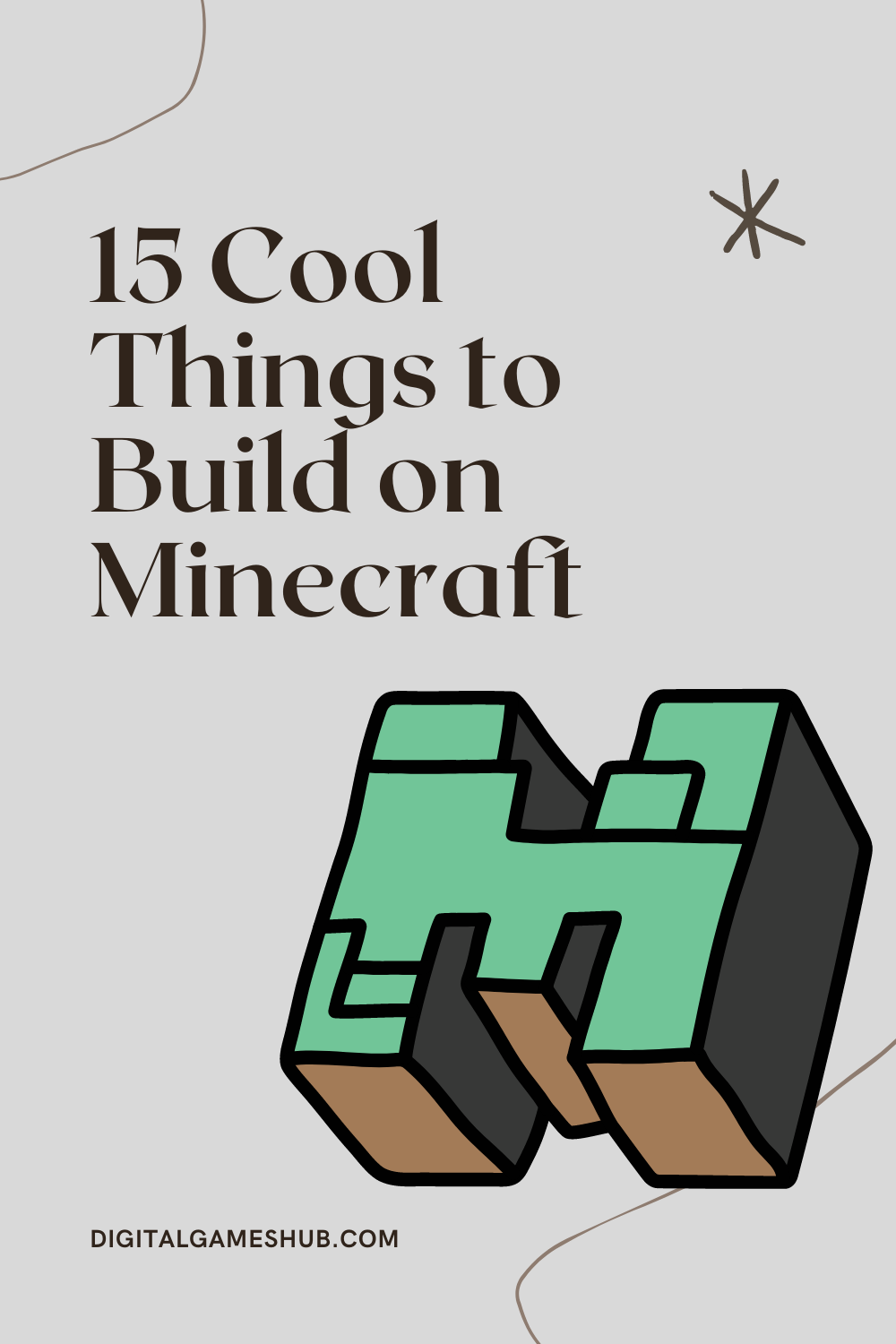 15 Cool Things to Build on Minecraft