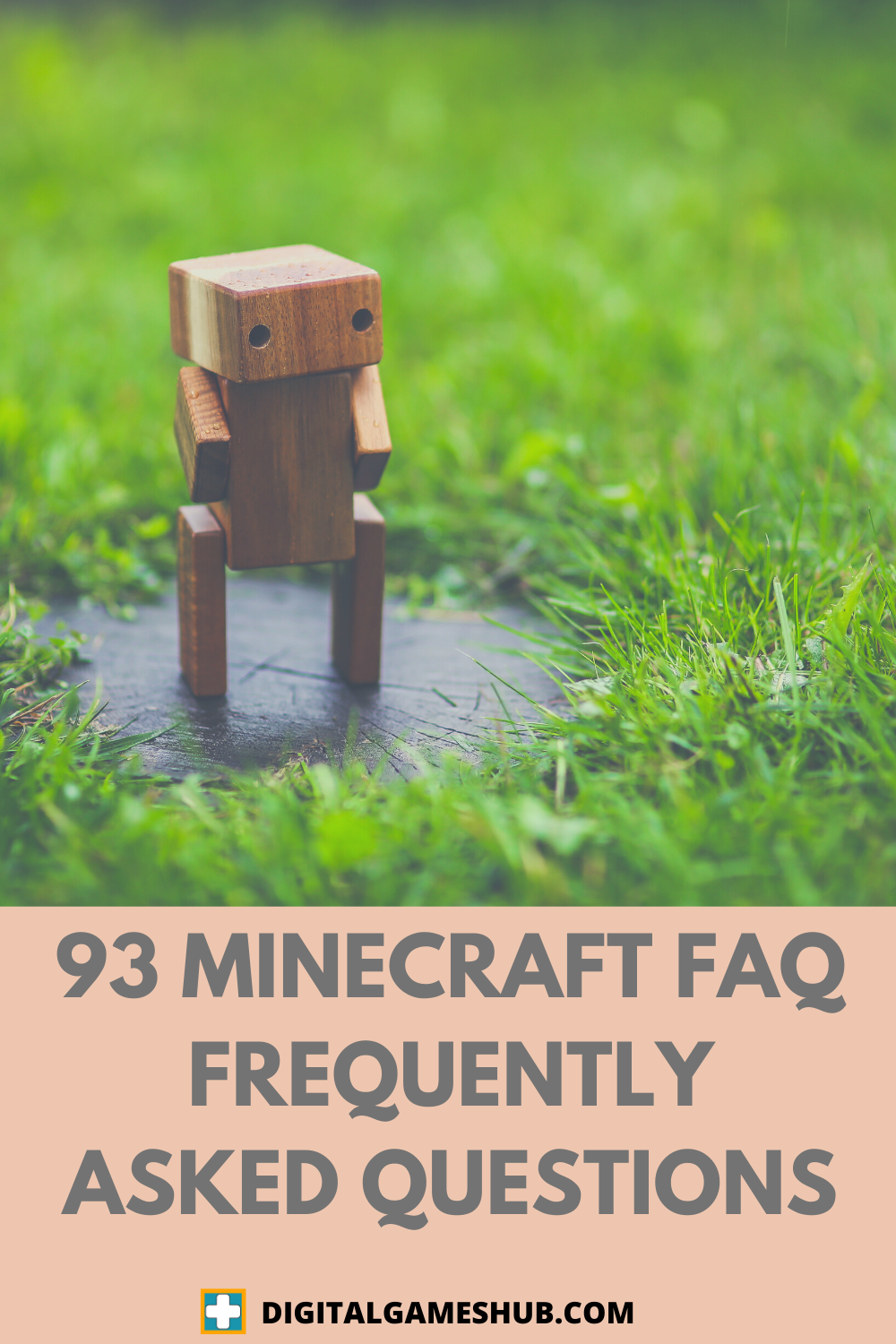 93 Minecraft FAQ Frequently Asked Questions Feature Image