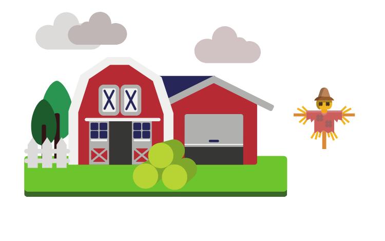 Build a Minecraft Farmhouse