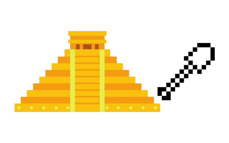 Build a Minecraft Pyramid