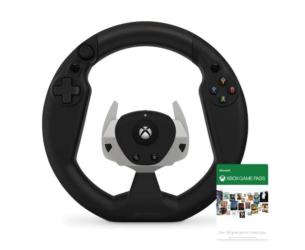Cuándo debo usar el volante de carreras de Xbox One