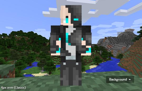 Pieles de Minecraft Cyborg-Tienda-Skindex