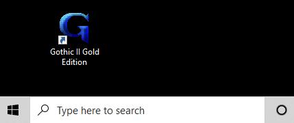 Search Bar on Windows 10